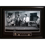 7288 - The Rat Pack - Large Wooden Framed Picture