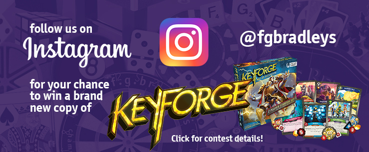 Key Forge Contest