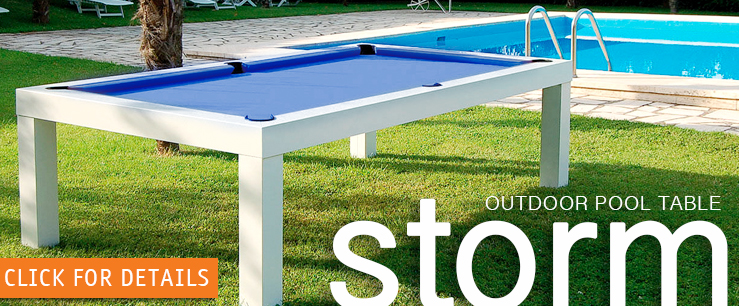 Storm Outdoor Table Tennis