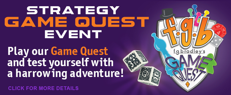 Strategy Game Quest Event