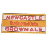 Newcastle Brown Bar Towel
