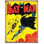 11417 - Batman No. 1 Cover Tin Sign