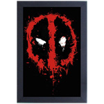 13533 - Marvel Deadpool ''Paint'' Framed Colour Poster