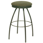 9176 - Trica Adam Backless Swivel Stool