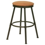 9222 - Trica Sal Swivel Bar Stool
