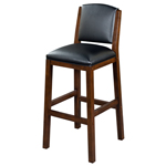 9272 - Legacy Heritage 30'' Backed Bar Stool