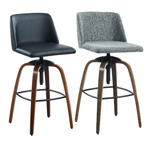 13632 - Worldwide Milo Adjustable Stool