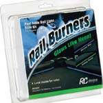 160 - Rail Burners Neon Pool Table Kit
