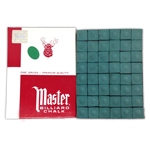 10173 - Cue Chalk Master Forest Green - 144
