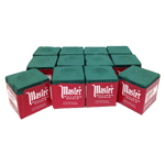 10175 - Cue Chalk Master Forest Green - 12 pack