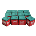 10166 - Cue Chalk Master Spruce - 12 Pack