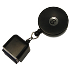 6599 - Chalk Holder Retractable Deluxe with Belt Clip