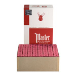 268 - Cue Chalk Master Red 144 Piece