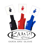 13303 - Kamui Quick Dry Glove - Red, Blue, Black