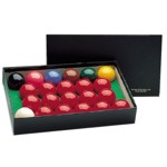 305 - Super Crystalite 2 1/16''  Snooker Ball Set