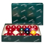 308 - Premier 2 1/4'' Snooker Ball Set