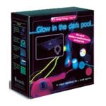 313 - Glow in the Dark Pro Pool Ball Set