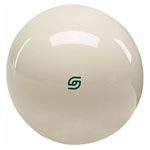 9325 - Aramith Magnetic Cue Ball - 2 1/4'' - Green Logo