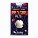 329 - Aramith Super Pro Cup Billiard Cue Ball 2 1/4 ''