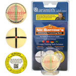 330 - Aramith Nic Barrow's Ultimate Snooker Training Ball *Unavailable until May 2019*