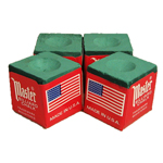 10165 - Cue Chalk Master Spruce - 4 Pack