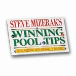 413 - Winning Pool Tips Book by Steve Mizerak