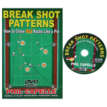 9655 - Break Shot Patterns - Book and DVD