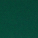627 - Championship Teflon Invitational 10' Bed and Rails Dark Green Cloth