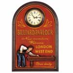 4151 - Billiard Parlour Clock