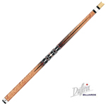 6885 - Dufferin Mosaic Series Cue - D534 58'' 12.5mm