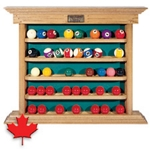 5700 - Canada Billiards Regence Ball Rack