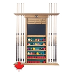 5702 - Canada Billiard Regence Combination Rack