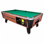 4436 - Dynamo Sedona DBA ''Pro'' Coin Operated Pool 4 x 8 Table