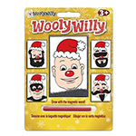 12772 - Wooly Willy Holiday Christmas Game Assorted