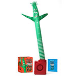 16500 - Wacky Waving Tube Elf Mini Kit