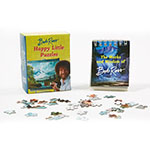 16503 - Bob Ross Happy Little Puzzles Mini Kit