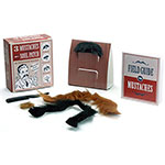 16508 - Three Mustache's   Soul Patch Mini Kit