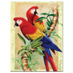 15871 - Bamboo Parrots Paint by Numbers Set (PJS38)