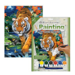 15874 - On the Prowl Paint by Numbers Set (PJS84)