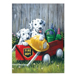 15875 - Fire Waggin Paint by Numbers Set (PJS46)
