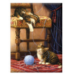 15877 - Playful Kittens Paint by Numbers Set (PJS64)