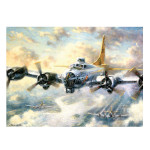 15892 - Flying Fortress Paint by Numbers Set (PAL21)