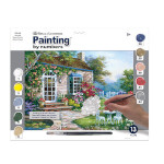 15893 - Spring Patio Paint by Numbers Set (PAL45)