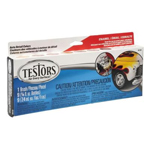 9707 - Testors Enamel Paint, Thinner   Brush Kit