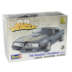 9894 - 78 Pontiac Firebird 3'n 1 Plastic Model