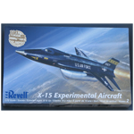 9860 - X-15 Experimental Rocket Aircraft Model Kit