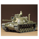 15629 - Tamiya U.S. M48A3 Patton 1:36 Scale Model Kit (35120)