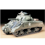 15786 - Tamiya U.S. Medium Tank M4 Sherman (Early Production) 1:35 Scale Model (35190)