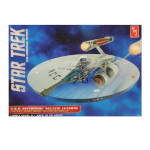 15238 - AMT Star Trek TOS U.S.S. Enterpise NCC-1701 Cutaway 1:537 Scale Model (AMT891/06)