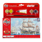 15678 - Hornby Airfix HMS Victory Starter Model Kit (A55104)